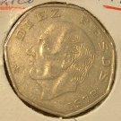 MEXICO 1978 10 Pesos -- KM477.2 -- XF