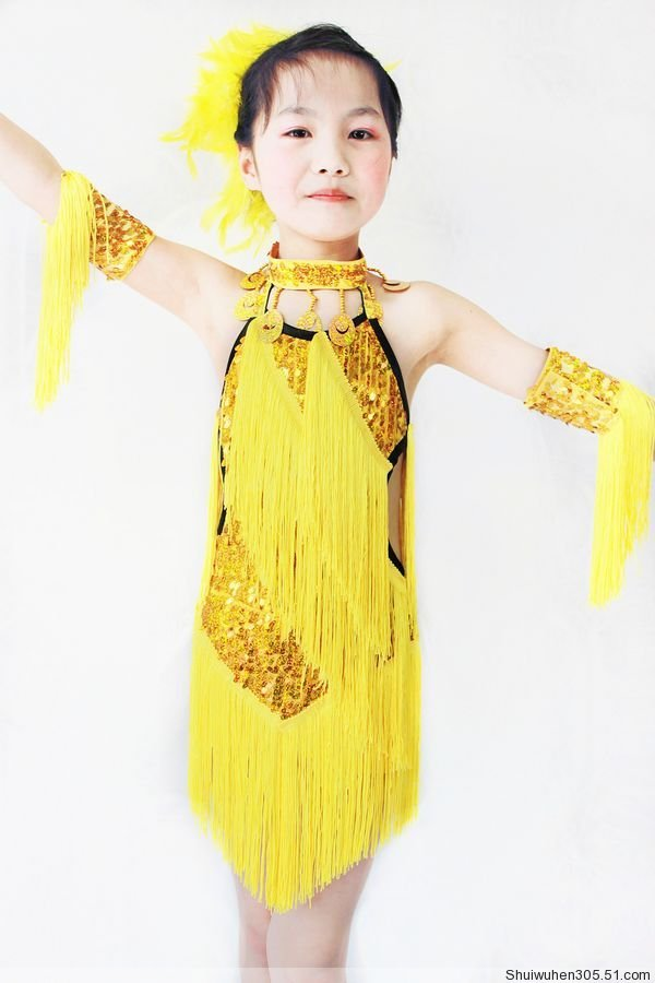latin dress ballroom dress dance dress style 6