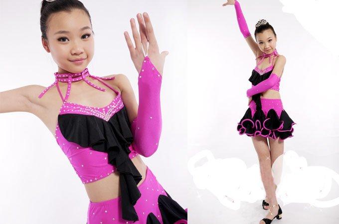 latin dress ballroom dress dance dress style 30