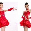 latin dress ballroom dress dance dress style 41