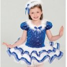 Girl BALLET TUTU DANCE DRESS PARTY DRESS style 7