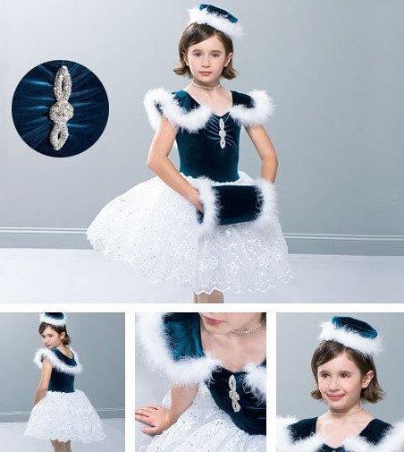 Girl BALLET TUTU DANCE DRESS PARTY DRESS style 8