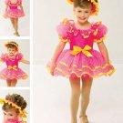 Girl BALLET TUTU DANCE DRESS PARTY DRESS style13