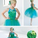Girl BALLET TUTU DANCE DRESS PARTY DRESS style14