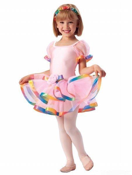 Girl BALLET TUTU DANCE DRESS PARTY DRESS style16