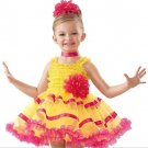 Girl BALLET TUTU DANCE DRESS PARTY DRESS style19