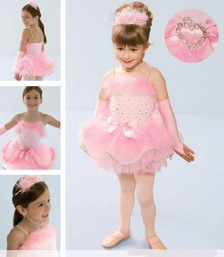 Girl BALLET TUTU DANCE DRESS PARTY DRESS style21