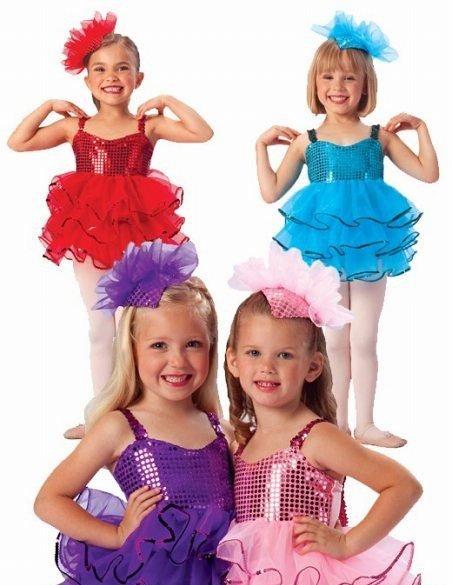 Girl BALLET TUTU DANCE DRESS PARTY DRESS style24