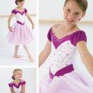 Girl BALLET TUTU DANCE DRESS PARTY DRESS style25
