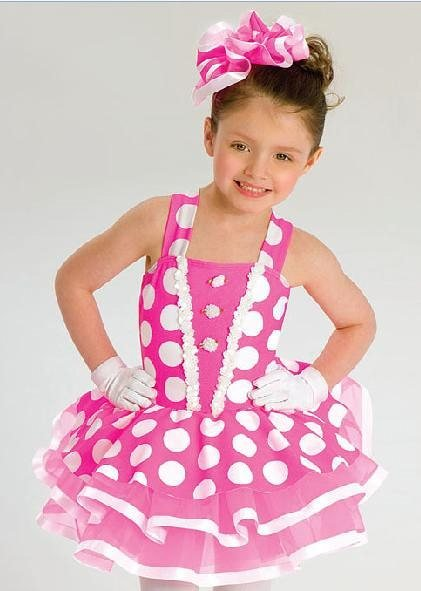 Girl BALLET TUTU DANCE DRESS PARTY DRESS style34