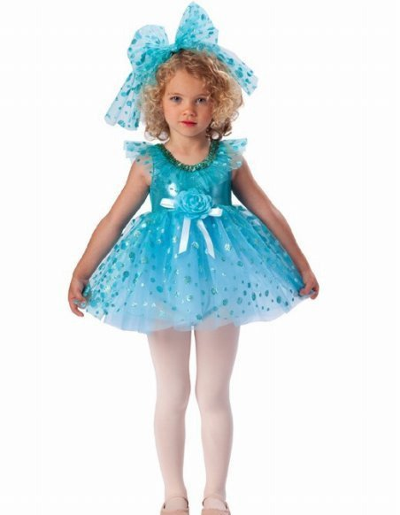 Girl BALLET TUTU DANCE DRESS PARTY DRESS style34