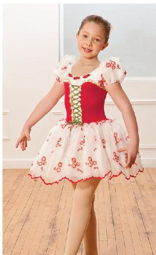 Girl BALLET TUTU DANCE DRESS PARTY DRESS style35