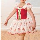 Girl BALLET TUTU DANCE DRESS PARTY DRESS style35
