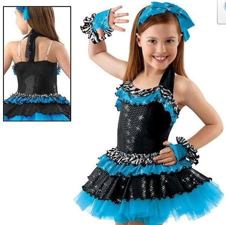 Girl BALLET TUTU DANCE DRESS PARTY DRESS style38