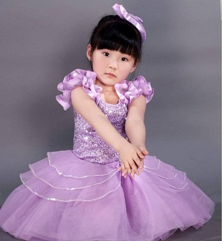 Girl BALLET TUTU DANCE DRESS PARTY DRESS style40