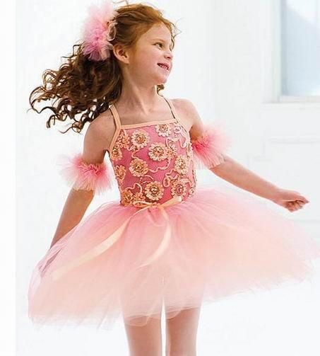 Girl BALLET TUTU DANCE DRESS PARTY DRESS style44