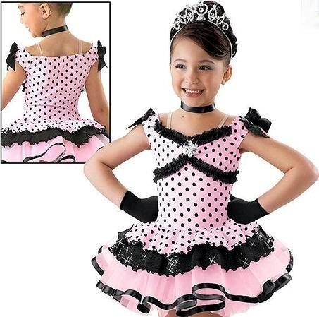 Girl BALLET TUTU DANCE DRESS PARTY DRESS style46