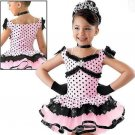 Girl BALLET TUTU DANCE DRESS PARTY DRESS style46