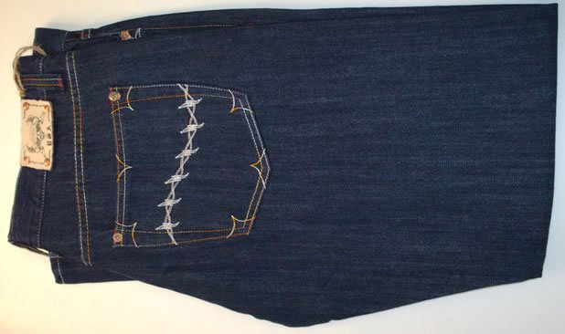 Inkslingers Barbed Wire Jeans