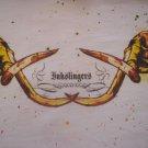 Inkslingers Mammoth Tattoo Art T-shirt