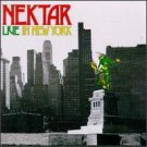 Nektar Live In New York LP V rare German 1st pressing OOP