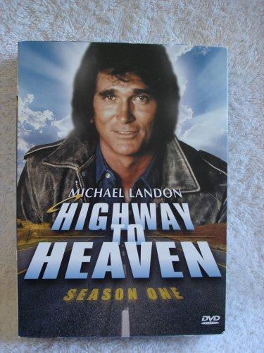 DVD Highway To Heaven Season One 7 Disc Set 24 Episodes