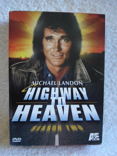 DVD Highway To Heaven Season Two 6 Disc Set 24 Episodes