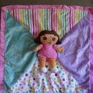 N69 Infant Baby Nursery Nickelodeon Security Blanket Dora Explorer