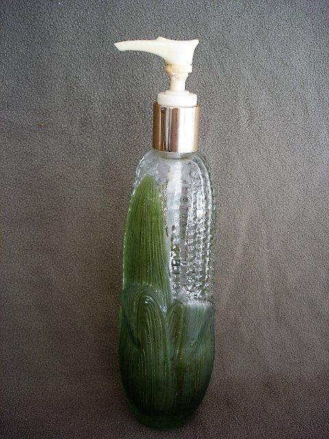 Avon Golden Harvest Corn Pump Decanter Collectible