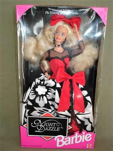 Barbie Night Dazzle Limited Edition NEW 1994 The Evening Elegance Series
