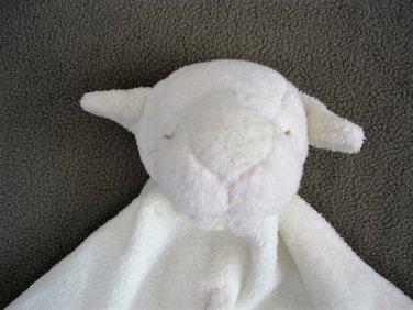 N105 Infant Baby Nursery Lamb Sheep Security Blanket