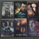 DVD's Lot of 6 Horror Total 6 Movies