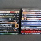 DVD's Lot of 23 Action Adventure Total 45 Movies