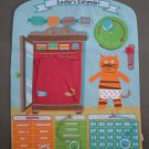 Infant Baby Nursery Latitude Enfant Kitty Cat Sachas Wall Calendar