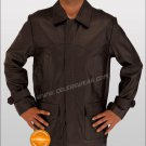Tomorrow Never Dies James Bond Leather Jacket / Coat