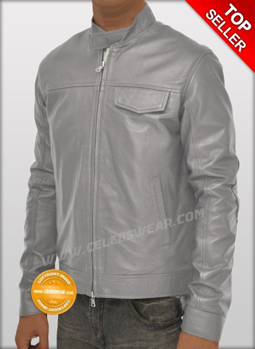 Shia Labeouf Transformers 3 Bomber Leather Jacket