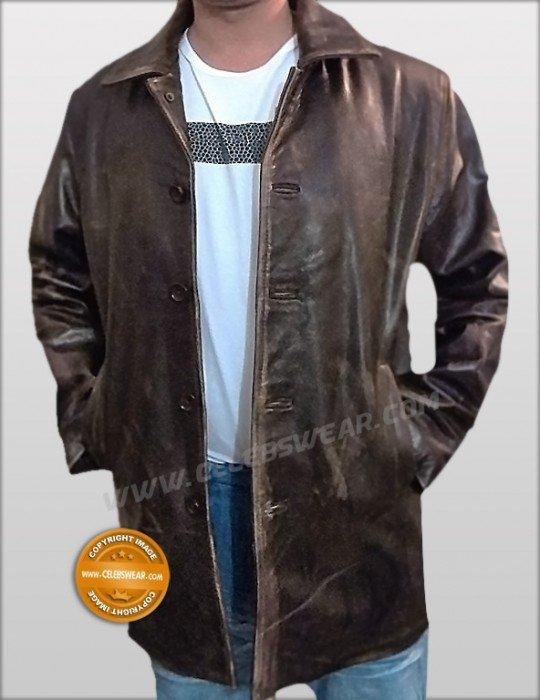 New Distressed Supernatural Jacket / Coat