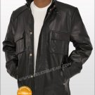 Wall Street Shia La Beouf Leather Jacket