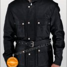 The Expendables Jason Statham Leather Jacket