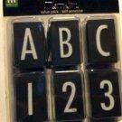 Making Memories Mailbox Alphabets Value Pack