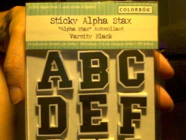 Colobok Alpha Stax