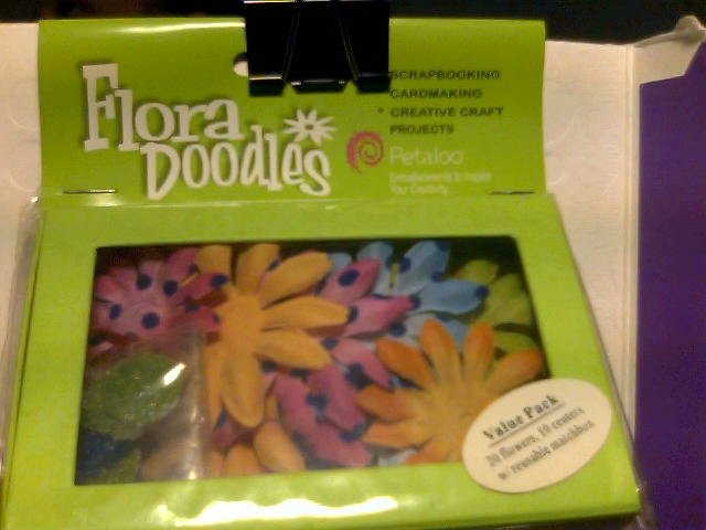 Petaloo Flora Doodles Value Pack