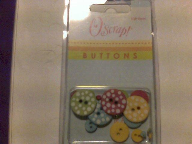 O'Scrap Buttons