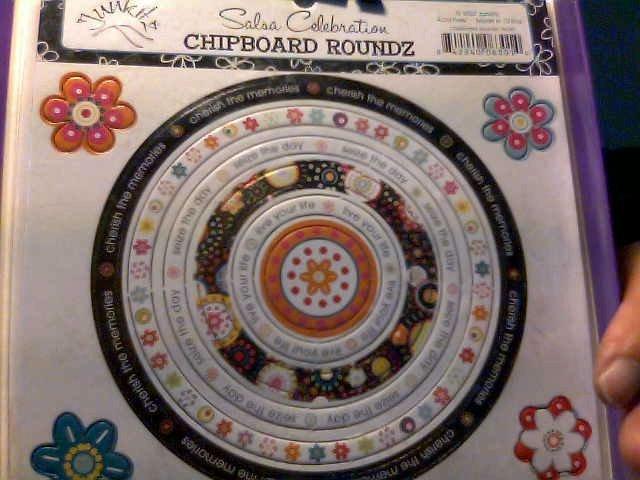 Junkits Chipboard Rounds