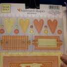 Heidi Grace Chipboard Shapes