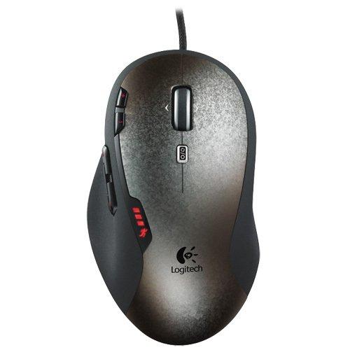 Logitech Laser Gaming Mouse (G500)