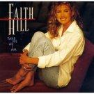 Faith Hill - Take Me As I Am