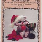 Reggie Raccon Pattern