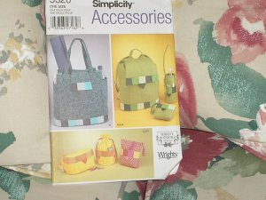 Simplicity 5320 Accessories
