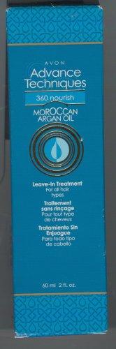 Advanced Techneques 360 Nourish Moroccan Argan Oil